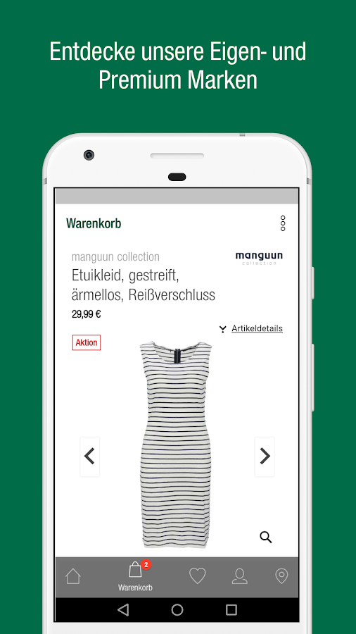 GALERIA Kaufhof - Shopping – Screenshot
