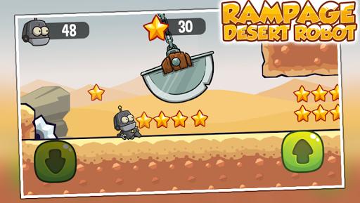 Code Triche Rampage Desert Robot mod apk screenshots 4