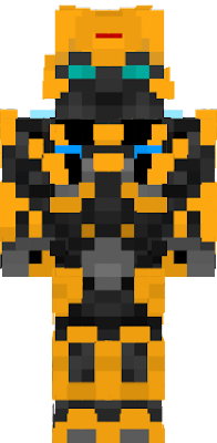 #bumblebee Nova Skin
