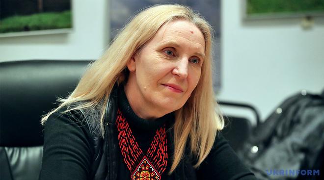 Оксана Косміна