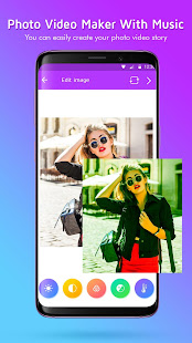 Download Music Slide Show Maker With Photos For PC Windows and Mac apk screenshot 3