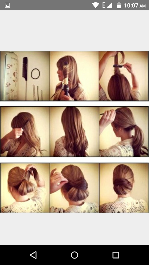 Hair Style- screenshot