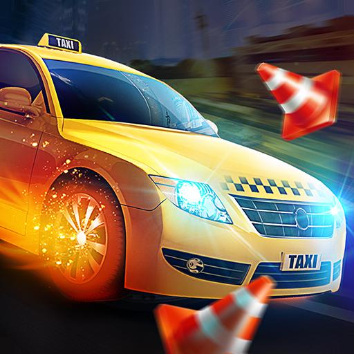 模拟のタクシーシンジケート:非常識レーサー LOGO-記事Game