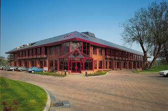 Photo: The EMEA Headquarters in Dartford, United Kingdom.