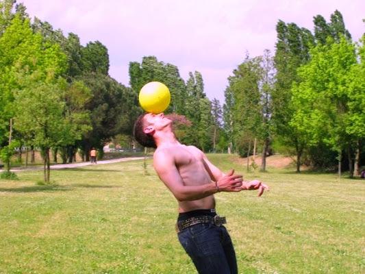 Il pallone nella testa.. di edobiondi