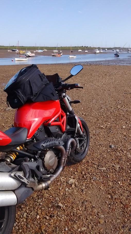 Ducati Monster 1200                 2014 North Norfolk