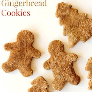 Classic Gluten-Free Gingerbread Cookies (Vegan).