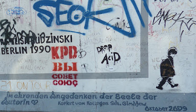Photo: East Side Gallery; ICY & SOT et al.