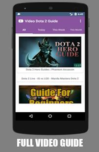 Video - DOTA 2 Guide - náhled