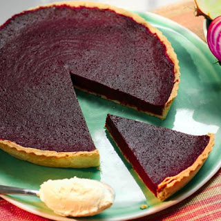 Beetroot Pie.