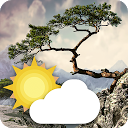 Realistisches Wetter All Seasons Live Wallpaper