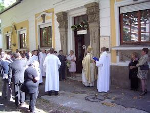 Photo: Megáldási ceremónia /3