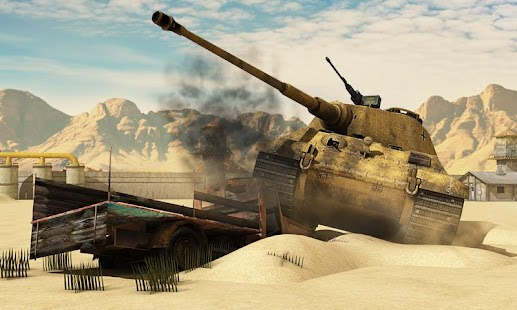 Tank Fury Blitz 2016 screenshot