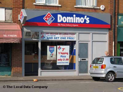 Dominos Pizza On Newport Road Pizza Takeaway In Town