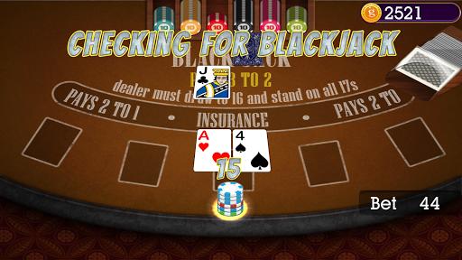 Casino Blackjack 1.1.2 screenshots 5