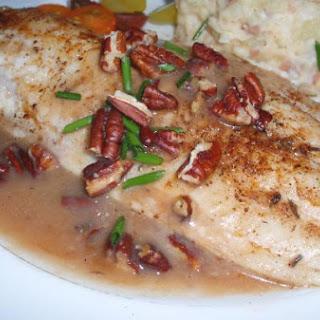 Catfish Meunière