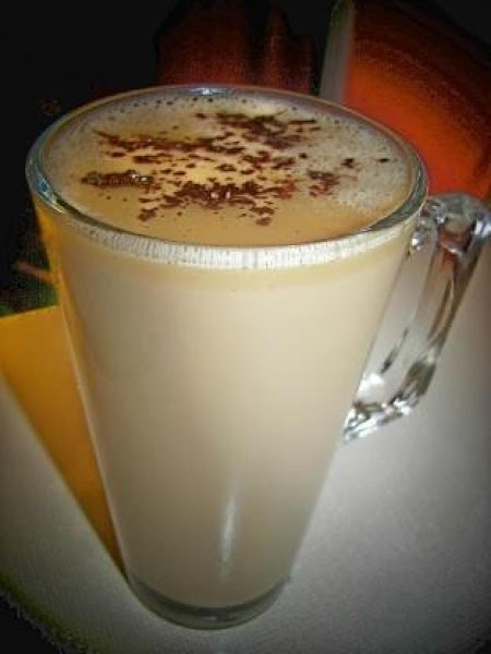 White Chocolate Cappuccino Recipe