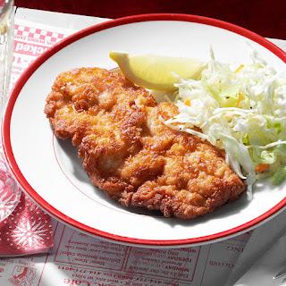 Secret Ingredient Fried Catfish.