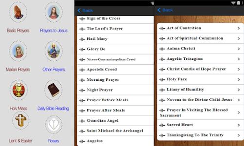 Powerful Prayers: Catholic screenshot 0