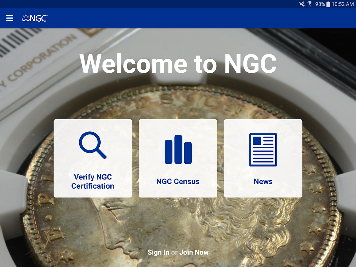NGC- screenshot
