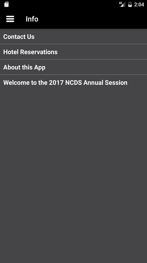 NCDS 2017 Annual Session- screenshot