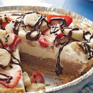 Vanilla Ice Cream Pie Recipes