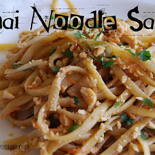 Friday Favorite – Thai Noodle Salad.