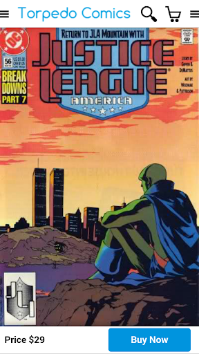 Torpedo Comics