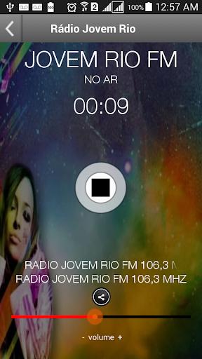 Rádio Jovem Rio Fm 106.3