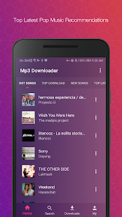 App Mp3 Music Download & Free Music Downloader APK for Windows Phone