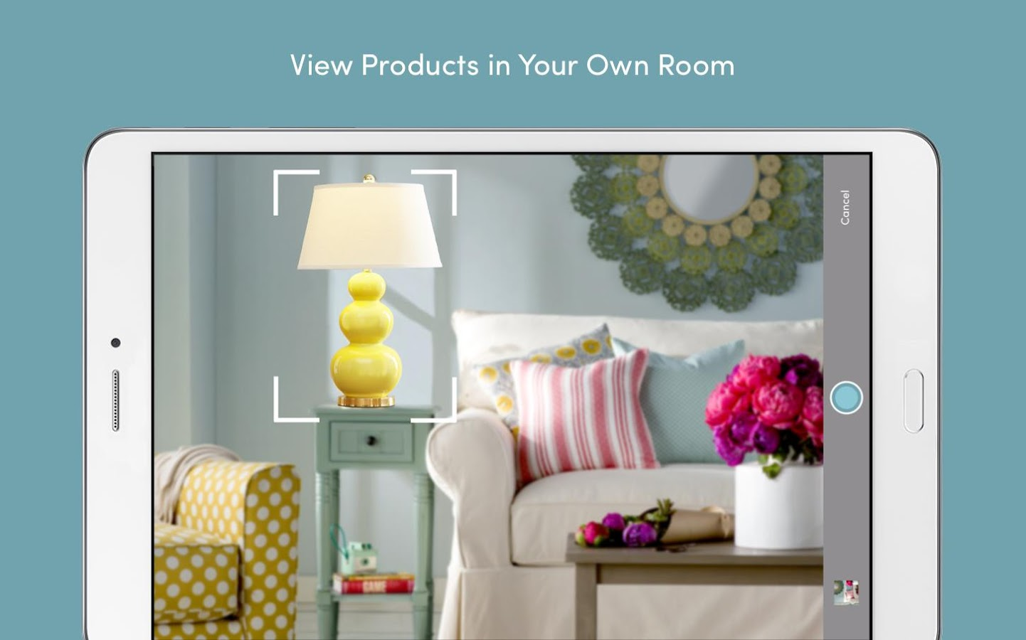 Wayfair furniture decor android apps on google play for Furniture and decor stores