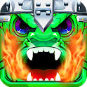 Temple Lost Fire Run 3D Endless Game icon