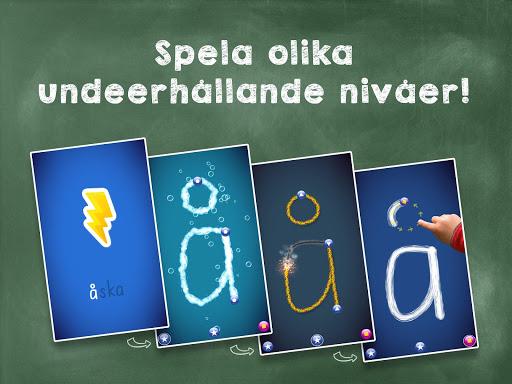 LetterSchool - Lu00e4r dig skriva!  trampa 10