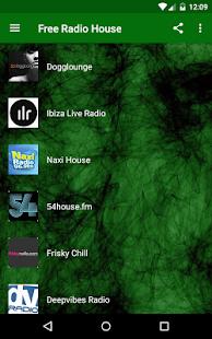 Free Radio House - náhled