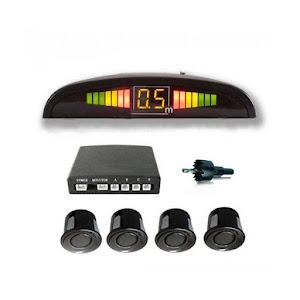 Senzori universali de parcare cu display digital