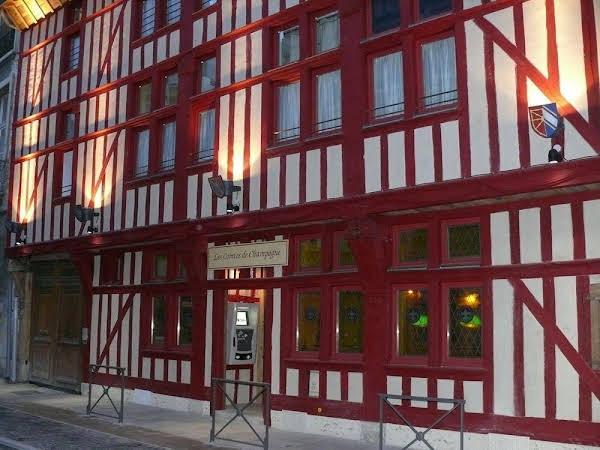 Hotel Comtes De Champagne