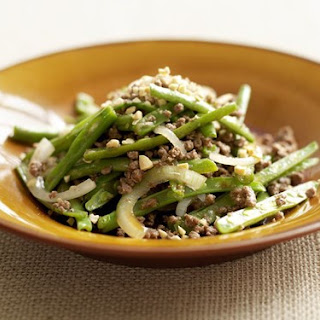 Minced Beef With Green Beans Recipes.