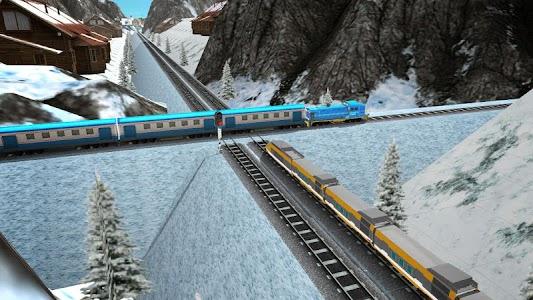Euro Train Simulator 3D 이미지[4]
