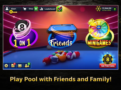 Stick Pool : 8 Ball Pool 2.01 gameplay | by HackJr.Pw 5