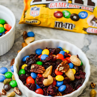 Game Day Trail Mix.