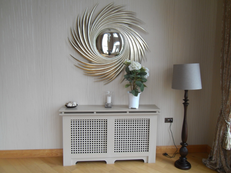 Photo: Radiator Covers:  Make features out of unsightly radiators with decorative covers. Add a mantlepiece to any room and customise your radiators to add a touch of class to your interior design. Available in various shapes, sizes and colors.