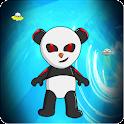 Alien Panda Attack icon