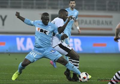 Aboubakary Koita trekt van Geel naar Gent