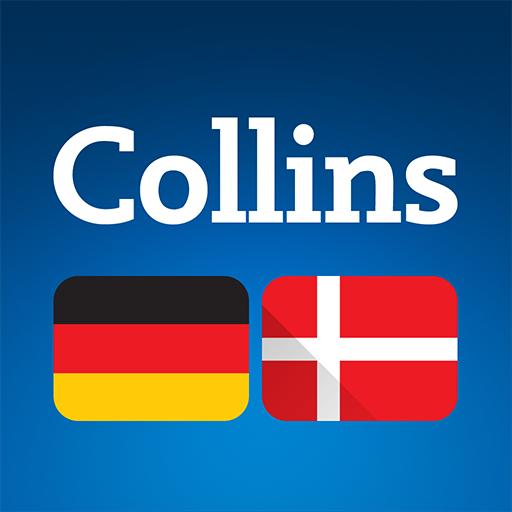Collins German<>Danish Dictionary Icon