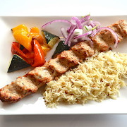 Chicken Lula Kebab Meal
