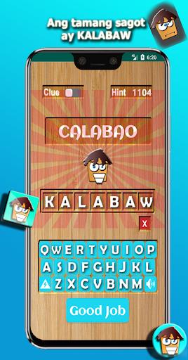 CRAZYWORD u25b2 UNIQUE WORD GAME (Filipino, English) android2mod screenshots 3