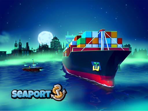 Sea Port: Ship Trade and Strategy Simulator screenshots 1