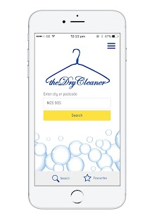 The Dry Cleaner App- screenshot thumbnail