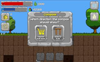 Screenshot of Digger Machine find minerals