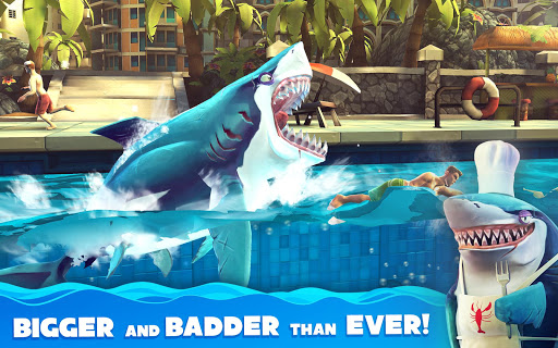 Hungry Shark World modavailable screenshots 21